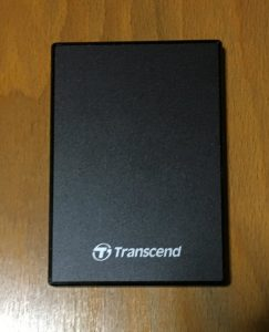 トランセンド(Transcend) PATA SSD TS64GPSD330